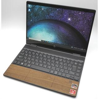 HP - HP ENVY x360 13 Wood Edition Ryzen 5搭載