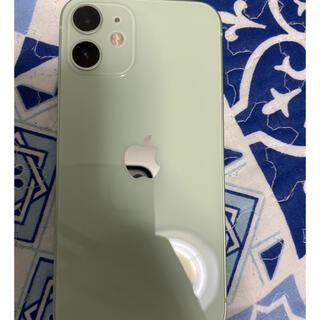 iPhone - 【美品】iPhone12mini 128GB SIMフリー グリーン おまけ付き