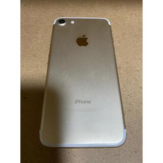 Apple - 画面割れ iPhone7 AU版 ゴールド 32GB 送料込み