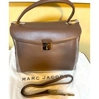 マークジェイコブス(MARC JACOBS)の美品☆マークジェイコブス☆2WAYレザーバッグ(ショルダーバッグ)