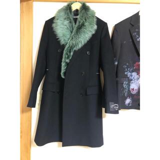 DIOR HOMME - Dior homme 18aw ファーコート