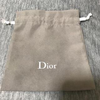 ディオール(Dior)の新品未使用 Dior 巾着 ノベルティ(ポーチ)