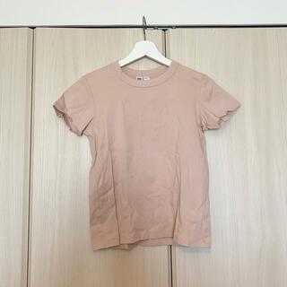 ユニクロ(UNIQLO)のUNIQLO U 半袖 Tシャツ(Tシャツ(半袖/袖なし))