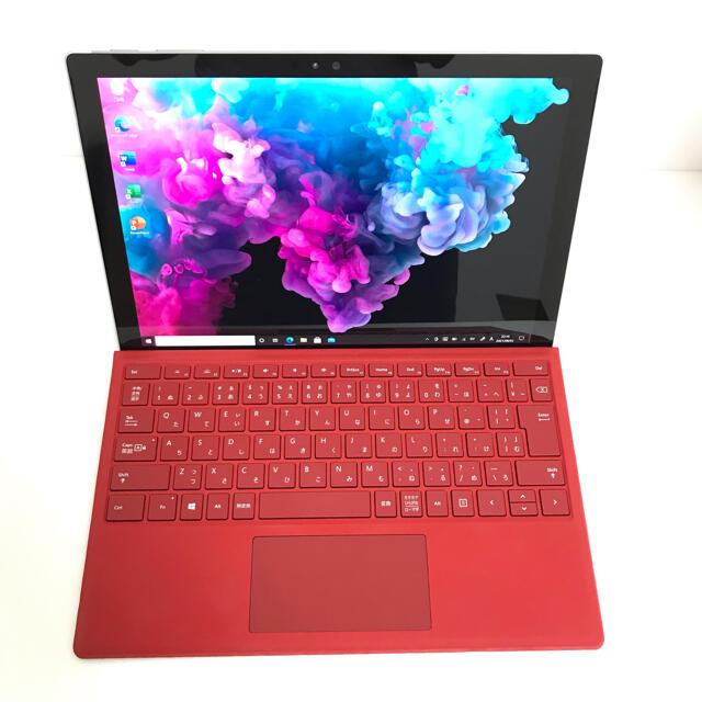 Microsoft(マイクロソフト)の超美品 Surface Pro4 i5 4G/128G おまけOffice365 スマホ/家電/カメラのPC/タブレット(ノートPC)の商品写真