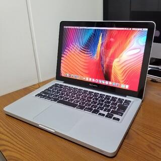 Apple - 超美品 Macbook Pro 13インチ SSD128GB office付