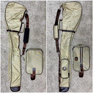 ポールスチュアート(Paul Stuart)のPaul Stewart ゴルフクラブバッグ + シューズバッグセット(バッグ)
