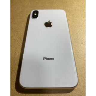 Apple - ジャンク品 iPhoneX 本体 グレー 送料込み