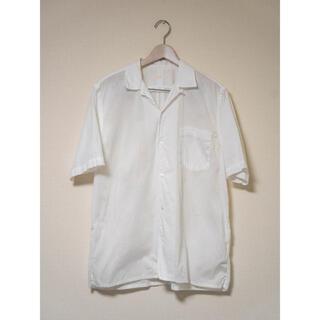 コモリ(COMOLI)のCOMOLI ベタシャンオープンカラーシャツ サイズ 2(シャツ)