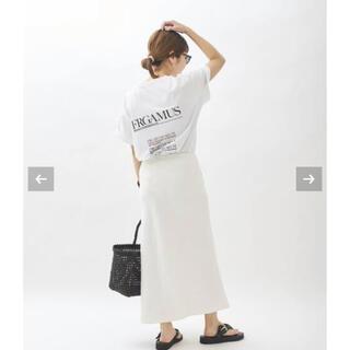 Plage - plage バッグブリントTシャツ