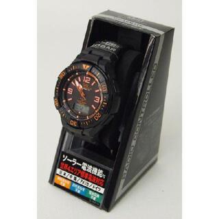シチズン(CITIZEN)のCITIZEN  メンズ アナログ 腕時計 ソーラー電波 リクルート アウトドア(腕時計(アナログ))