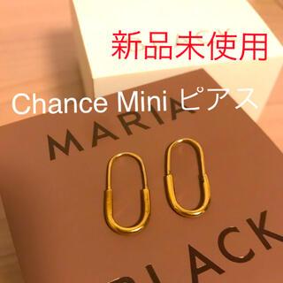 マリアブラック  チャンスミニ ピアス ゴールド MARIABLACK