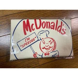 マクドナルド(マクドナルド)のマック 福袋 エコバッグ(エコバッグ)