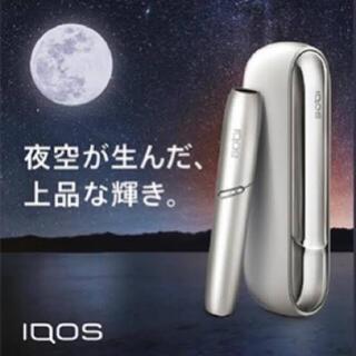 IQOS - 新色 iQOS3 DUO アイコス3 デュオ ムーンシルバー 限定モデル 未登録