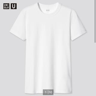 ユニクロ(UNIQLO)のユニクロ クルーネックt (Tシャツ(半袖/袖なし))