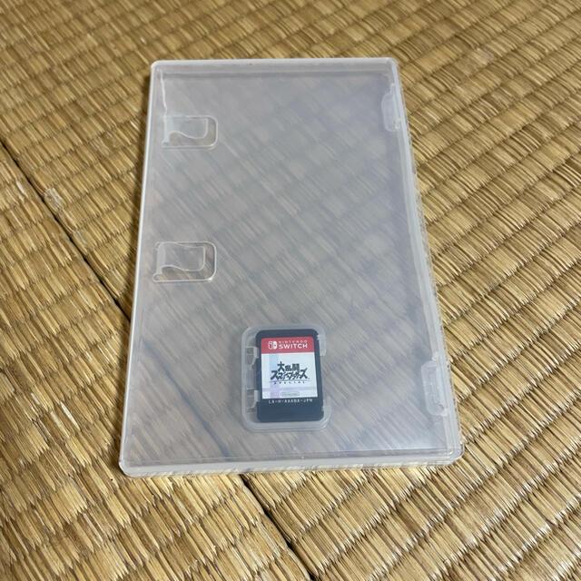 Nintendo Switch(ニンテンドースイッチ)のNintendo Switch 大乱闘スマッシュブラザーズSPECIAL エンタメ/ホビーのゲームソフト/ゲーム機本体(家庭用ゲームソフト)の商品写真