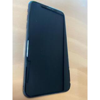 アップル(Apple)のiPhoneX 64GB スペースグレイ(スマートフォン本体)