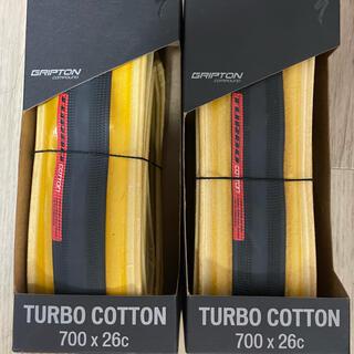 Specialized - スペシャライズド TURBO COTTON 700×26c 2本セット