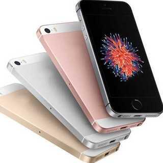 シャッター無音可能 iphone se 2016年モデル 色4種類から選択可能(スマートフォン本体)