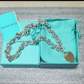 Tiffany & Co. - ティファニー リターントゥティファニーチョーカーネックレス
