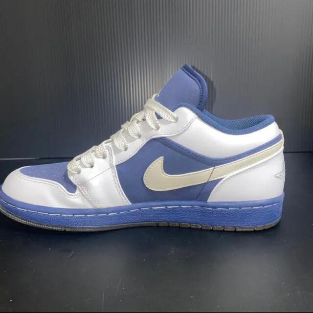 NIKE(ナイキ)のNIKE JORDAN 1 LOW メンズの靴/シューズ(スニーカー)の商品写真