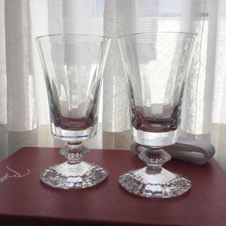 バカラ(Baccarat)のバカラ ミルニュイ ワイングラス 2客(グラス/カップ)