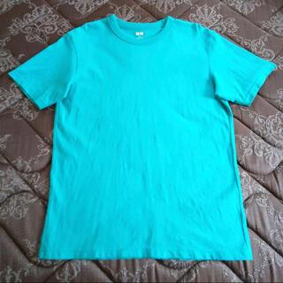 ユニクロ(UNIQLO)のUNIQLO クルーネックTシャツ オーバーサイズ♡(Tシャツ(半袖/袖なし))