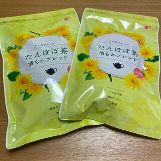 ティーライフ(Tea Life)のたんぽぽ茶 ノンカフェイン ポット用30個入り 2袋 ティーライフ(健康茶)