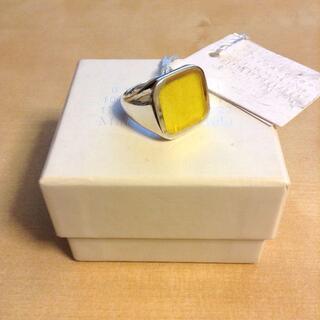 マルタンマルジェラ(Maison Martin Margiela)の新品 L マルジェラ 19ss シルバー リング 指輪 9870(リング(指輪))