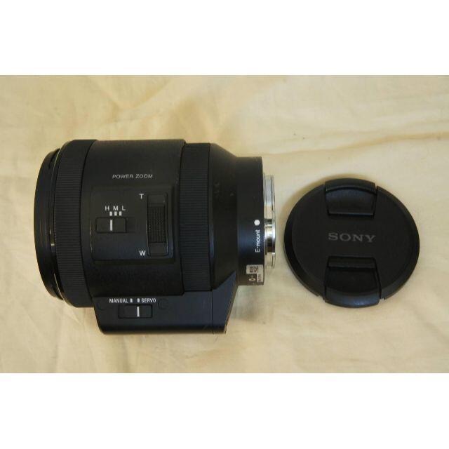 SONY(ソニー)のSONY NEXα用 ズームレンズ PZ 18-200mm SELP18200 スマホ/家電/カメラのカメラ(レンズ(ズーム))の商品写真