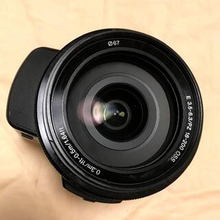 SONY - SONY NEXα用 ズームレンズ PZ 18-200mm SELP18200