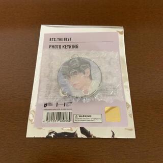 防弾少年団(BTS) - BTS  テテ   V  横浜展示会 キーホルダー /キーリング パープル