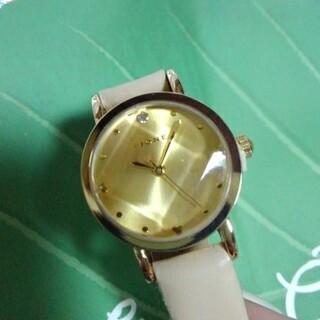 シンプル腕時計 (未使用)(腕時計)