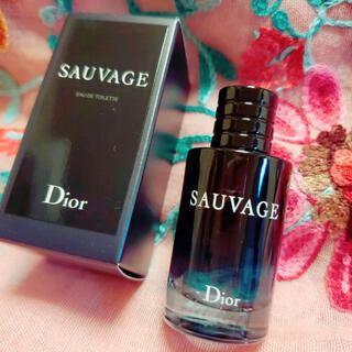 ディオール(Dior)のディオール ソヴァージュ ミニボトル(香水(男性用))