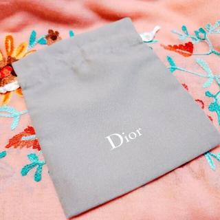 Dior - Dior ディオール 巾着 ポーチ