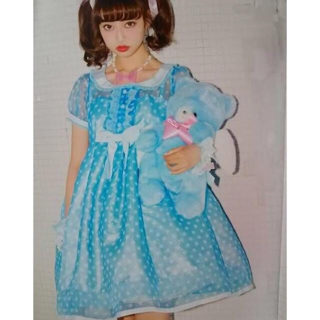 Angelic Pretty(アンジェリックプリティー)のangelic pretty♡しゅわしゅわ☆POPワンピース レディースのワンピース(ひざ丈ワンピース)の商品写真