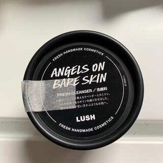 ラッシュ(LUSH)のLUSH ANGELS ON BARE SKIN(洗顔料)