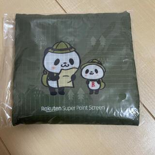 ラクテン(Rakuten)のお買い物パンダ エコバッグ(エコバッグ)