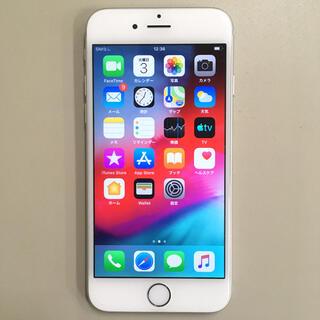 iPhone6 16GB シルバー バッテリー100% 完動品 ソフトバンク