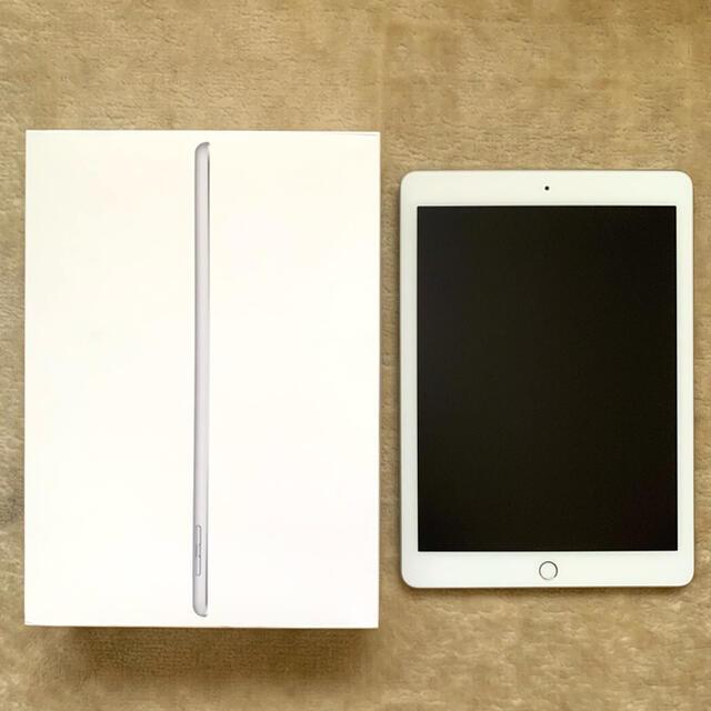 Apple(アップル)のApple アップル iPad 第6世代 Wi-Fi 32GB シルバー スマホ/家電/カメラのPC/タブレット(タブレット)の商品写真