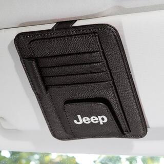 ジープ(Jeep)の【新品】Jeep ロゴ 車内収納ケース(車内アクセサリ)