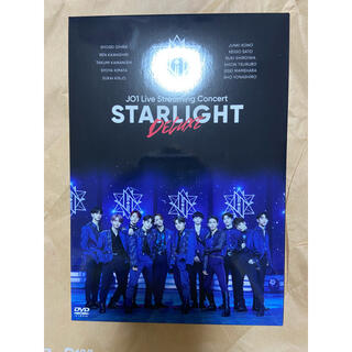 JO1 Live Streaming Concert STARLIGHT DVD
