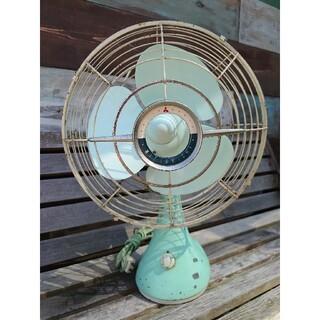 ミツビシ(三菱)のアンティーク扇風機 MITSUBISHI(扇風機)
