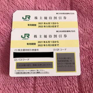 ジェイアール(JR)の株主優待券(その他)
