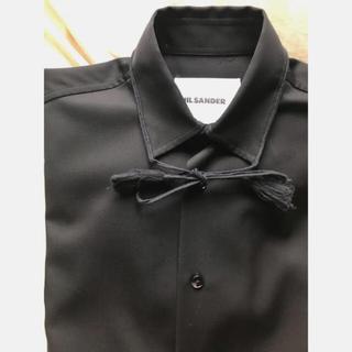 Jil Sander - jilsander 2020ss shirts  ウールシャツ