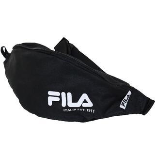 フィラ(FILA)のFILA フィラ ボディーバッグ ウエストバッグ 撥水生地★ブラックピンク新品(ボディバッグ/ウエストポーチ)