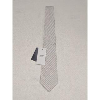 ARMANI COLLEZIONI - 【新品・未使用】アルマーニ コレツォー二 高級ネクタイ シルク イタリア製