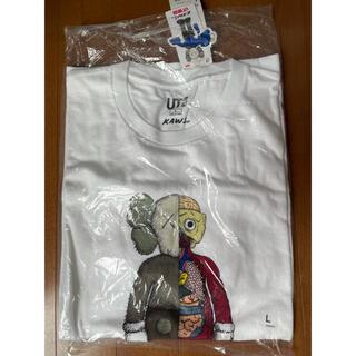 ユニクロ(UNIQLO)のUNIQLO KAWS ユニクロ×カウズ Lサイズ(Tシャツ/カットソー(半袖/袖なし))