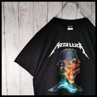 METELLICA メタリカ 両面プリント ロックTシャツ 未使用