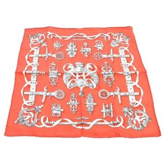 エルメス(Hermes)のHERMES エルメス スカーフ(バンダナ/スカーフ)