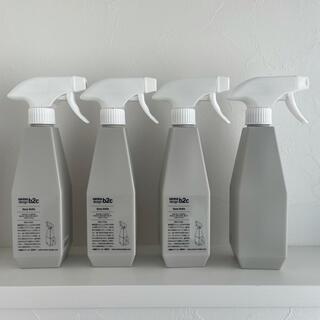 sarasa design スプレーボトル(500ml)4本セット(洗剤/柔軟剤)